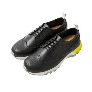 HELLION PREMO - BLACK / Yellow Sole
