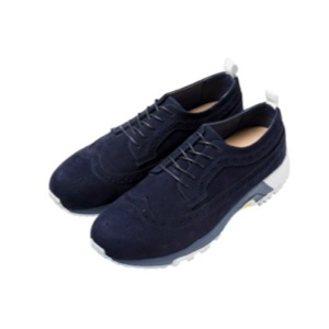 HELLION PREMO - NAVY NUBUCK