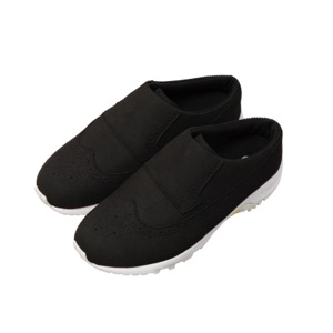 HELLION SOC - BLACK SUEDE