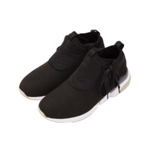 SRUB QT HQ - Black Suede