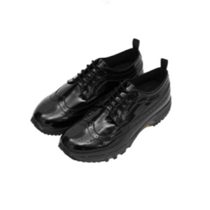 HELLION - Black Patent