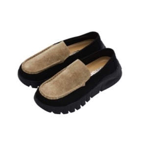 SLIDER - BLACK / BEIGE
