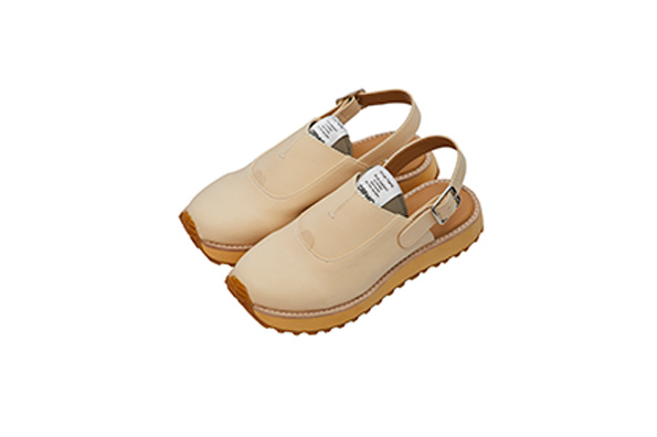 OFFICER SANDALS - NATURAL