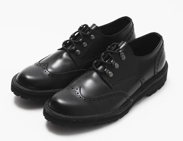 ORLBUM BLACK Leather